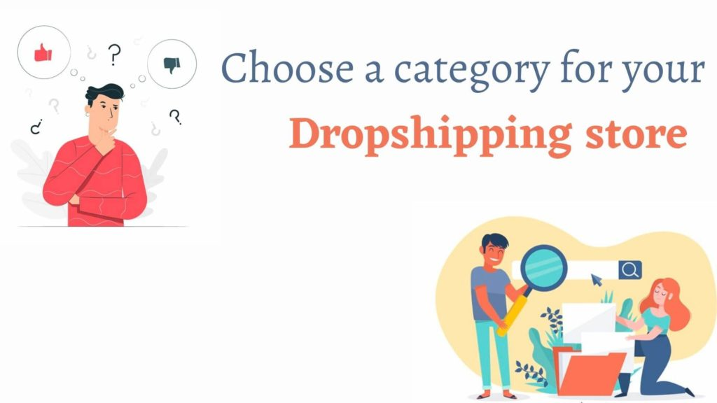 choosing a category to start dropshipping in India