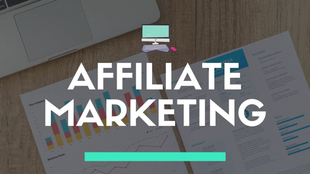 Earning money with affiliate marketing as a student in India
