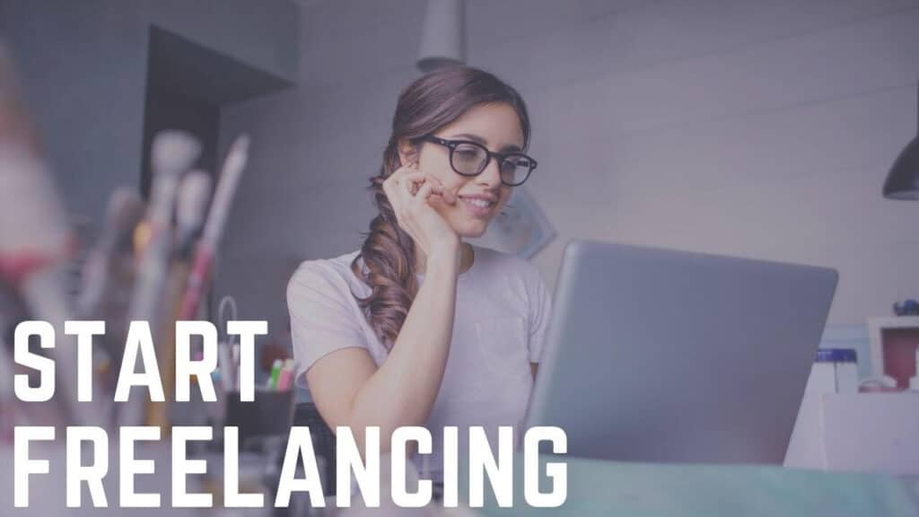 starting free lancing in India to earn money as a student
